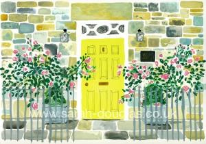 Willersey Door